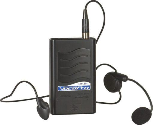 VHF HEADSET BODY PACK VM1