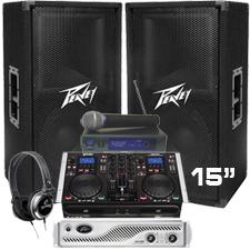 SMALL DJ SYSTEM